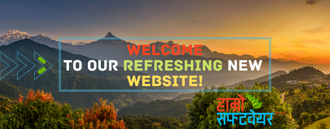 Welcome to Our Refreshing New Website!!!