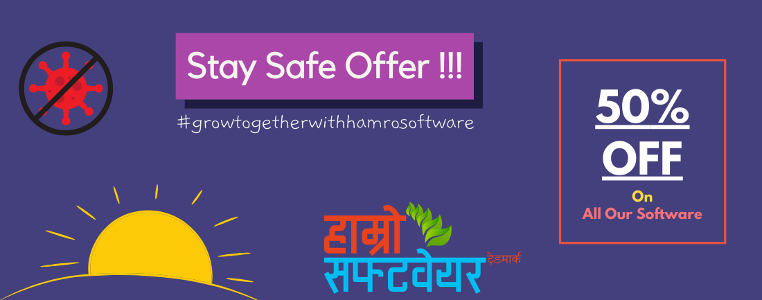 50% Off on All Our Software